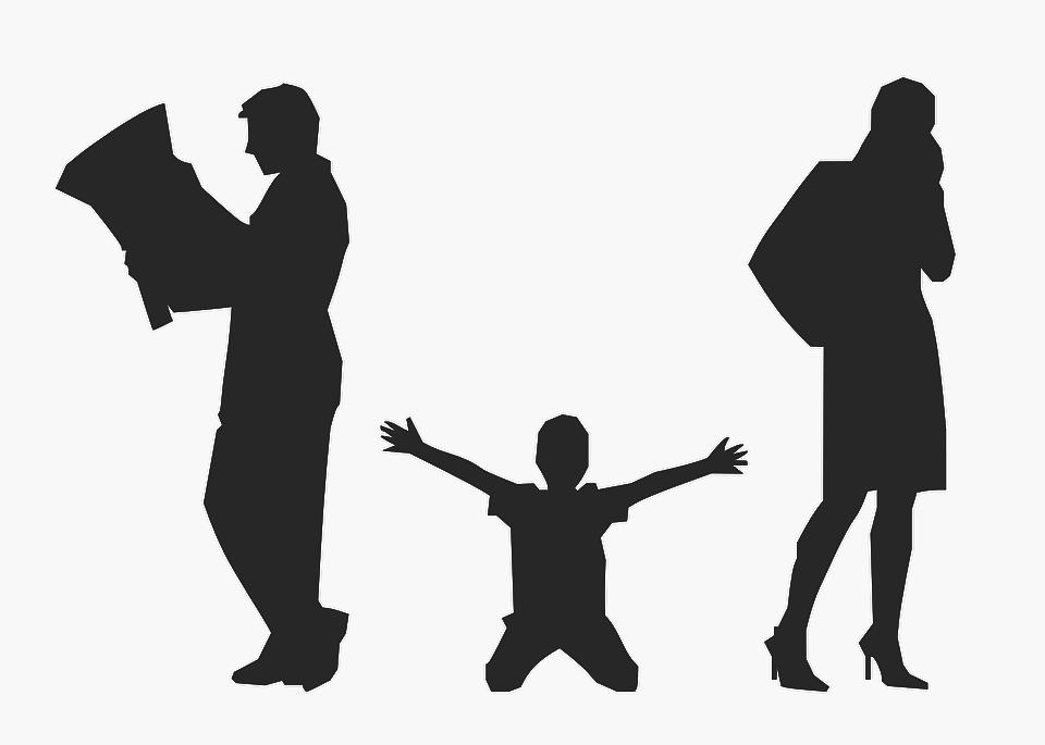 Direito Sistêmico: Com quem ficam os filhos depois do casamento?