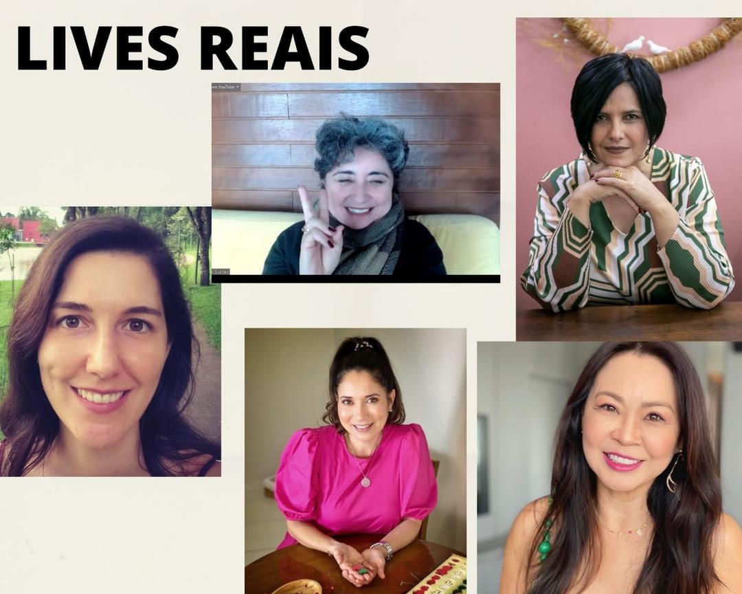 """Lives reais: """"A convivência cura""""!"""