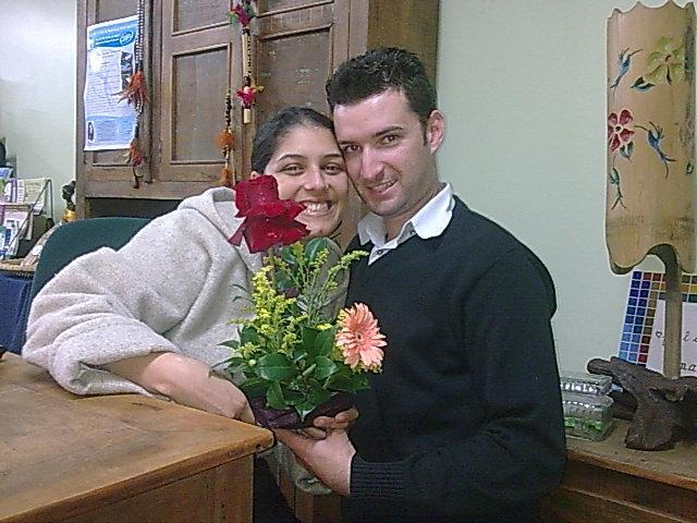 Feliz dia dos Namorados: Para os casados!