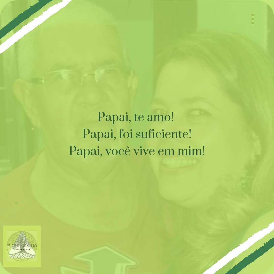 QUERIDO PAPAI