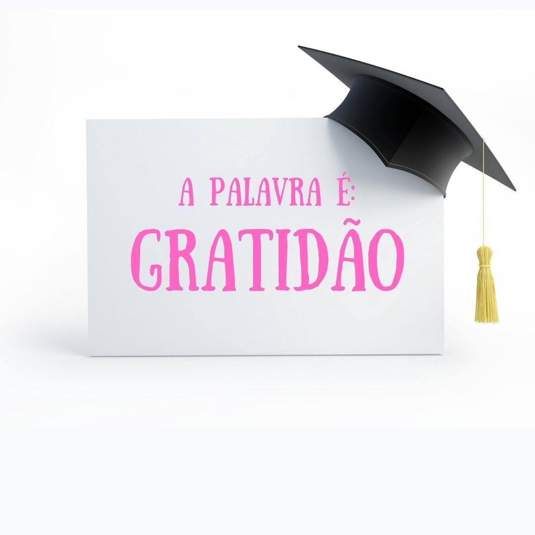 CONCLUSÃO DE CURSO