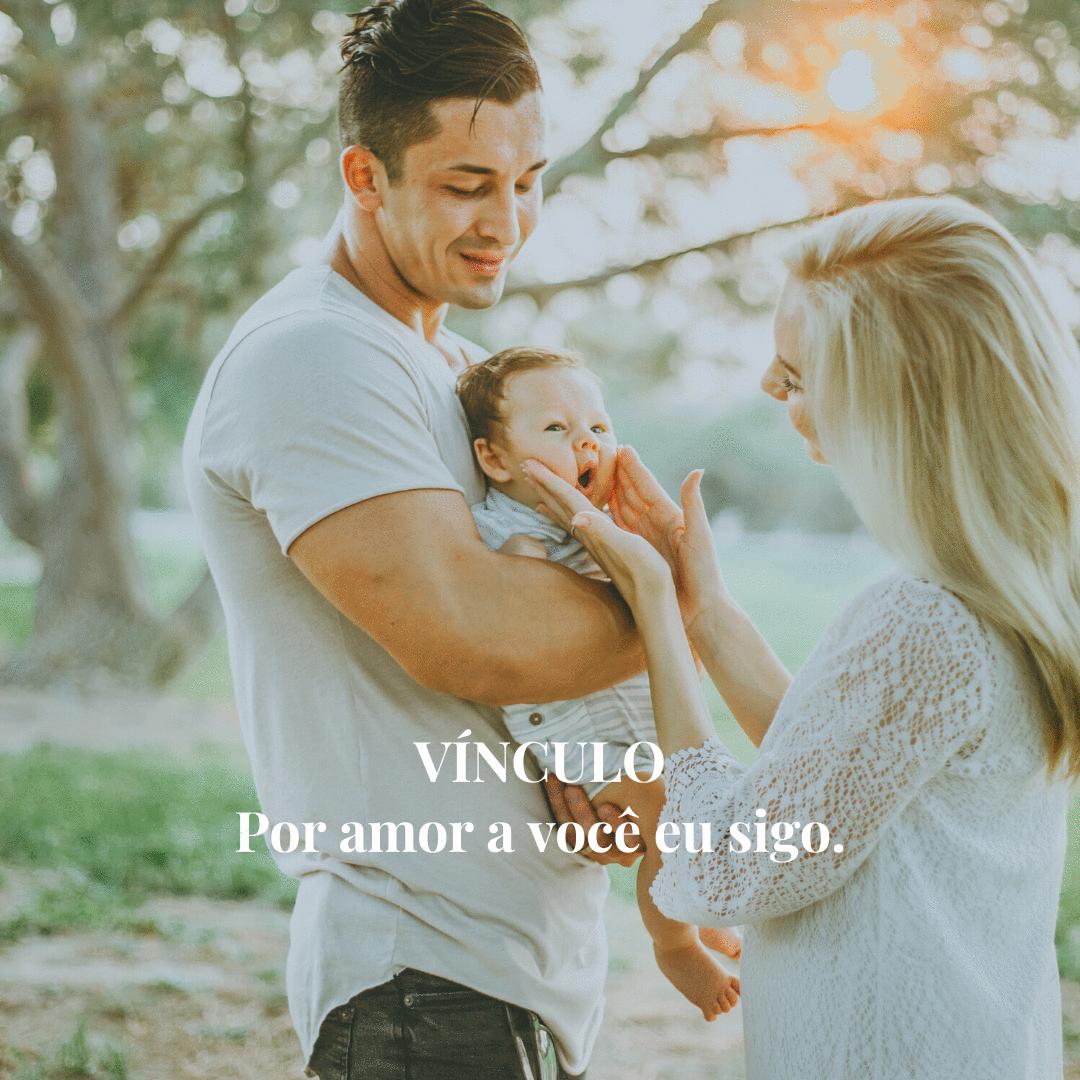 VÍNCULO - O AMOR DOS PAIS