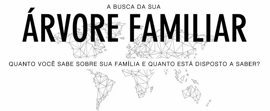 Projeto ÁRVORE FAMILIAR