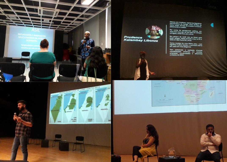 Geografia Sistêmica: Olhando com carinho para os refugiados