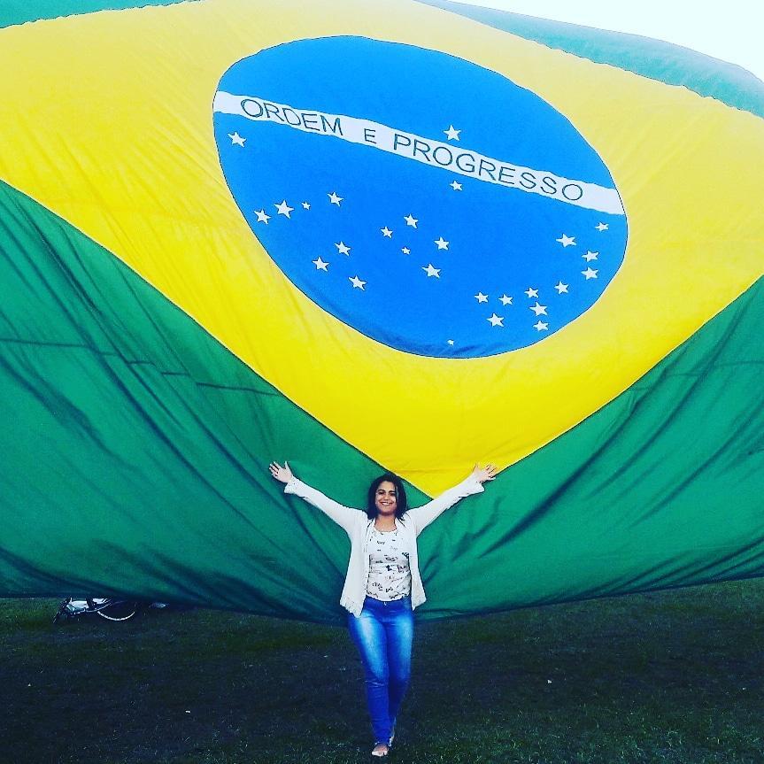 O Brasil que eu quero para o presente