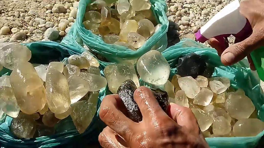 Juntando as pedras no meio do caminho