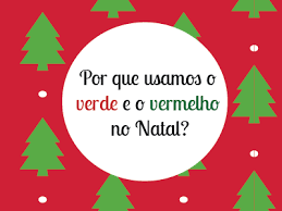 O significado das cores do Natal