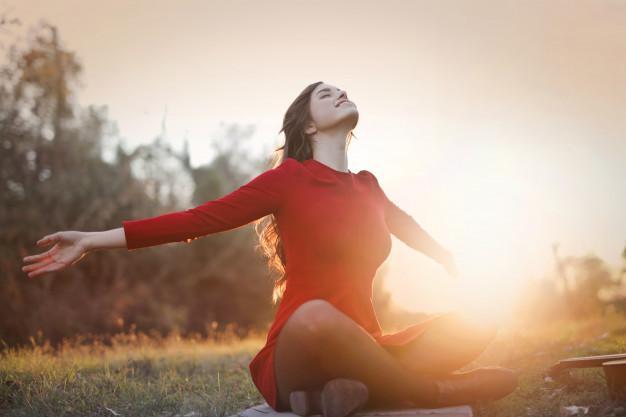 A respiração e alguns benefícios