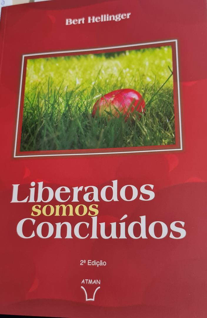 LIBERADOS SOMOS CONCLUÍDOS E A MINHA NOITE ESCURA DA ALMA