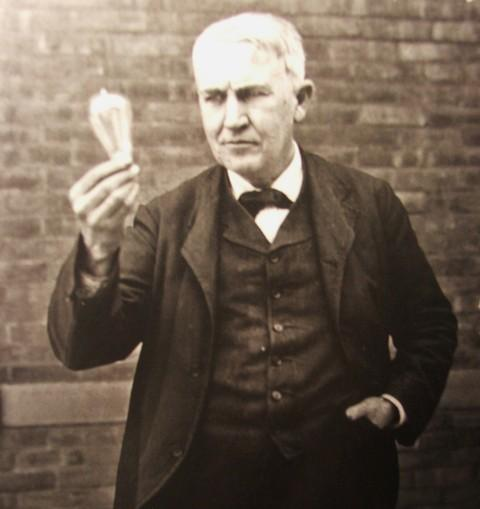 Biografia de Thomas Edison