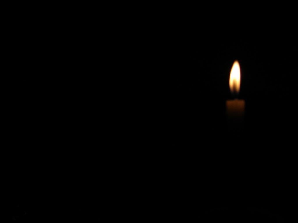 A noite escura da alma...