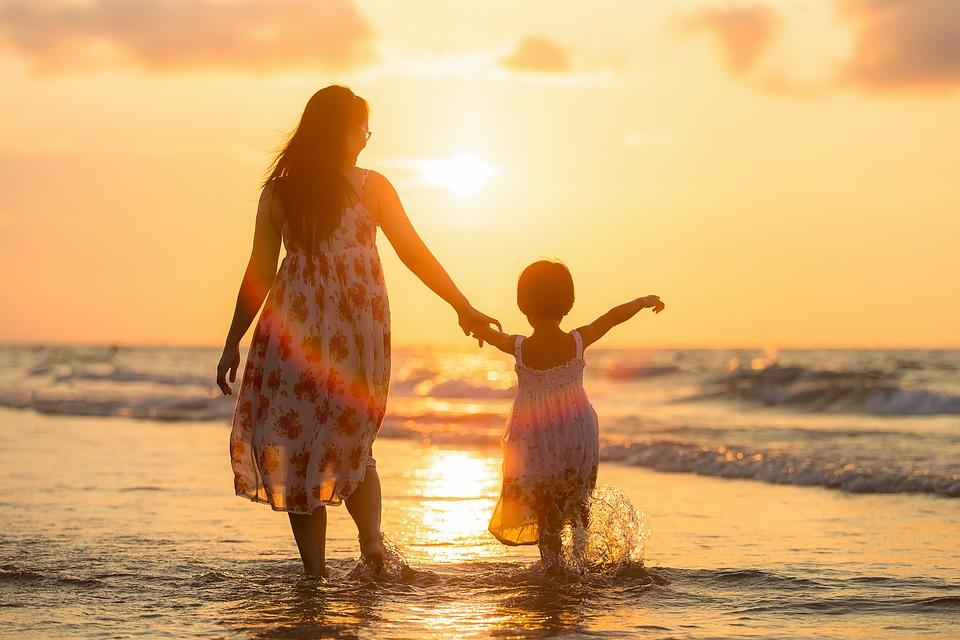 Abdômen e a Mãe
