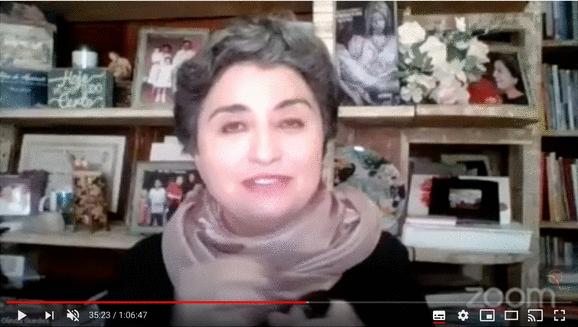 Youtube: Olinda Guedes atrai 1.700 pessoas ao vivo, na imersão sistêmica