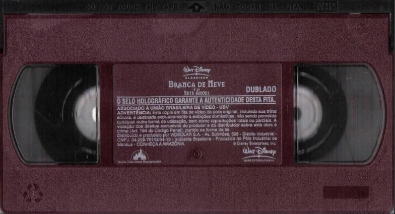 O EMARANHAMENTO DO VHS