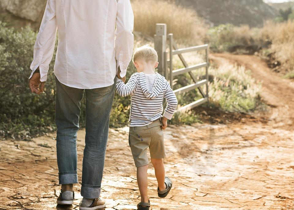 Algumas maneiras de fazer uma criança de sentir especial - parte I