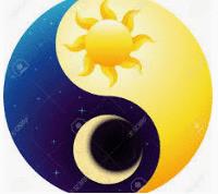 Yin & Yang x Homem e mulher