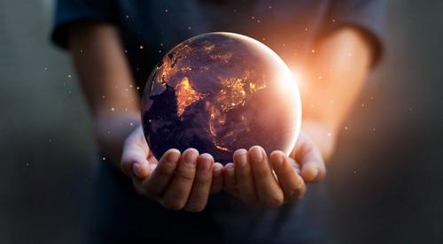 O que você fará para mudar o mundo?
