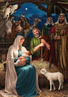 JESUS, MARIA E JOSÉ