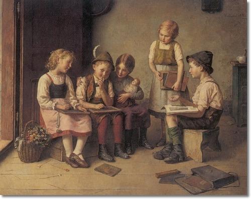 Sociedade Hiperativa: Crianças Hiperativas