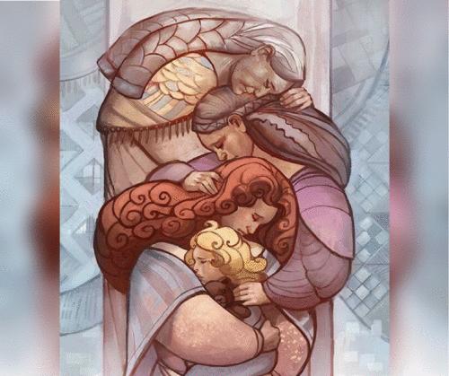 Oração para as ancestrais feridas no amor