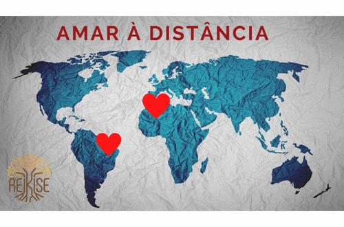 Amar à distância