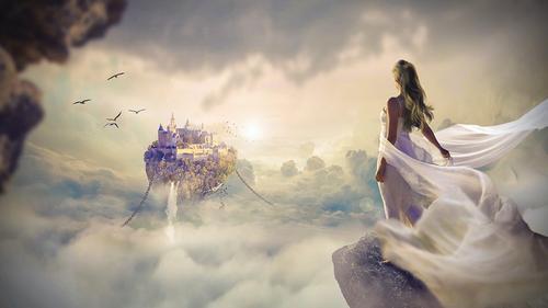 O castelo do silêncio