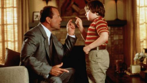 Duas Vidas, com Bruce Willis