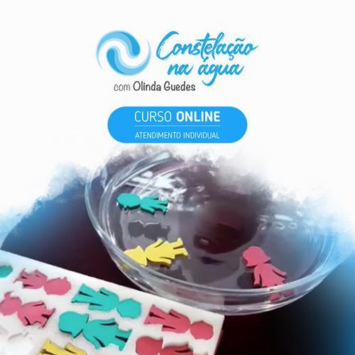 Curso online de Constelação na Água - Lançamento Oficial