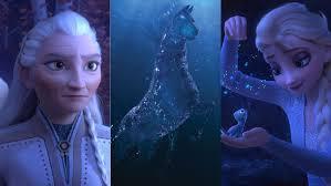 Eu e Elsa em Frozen 2