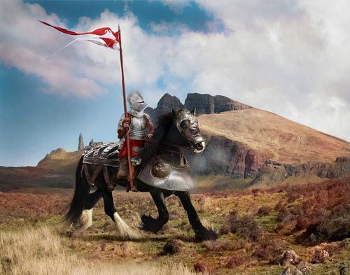 A História de um Cavaleiro