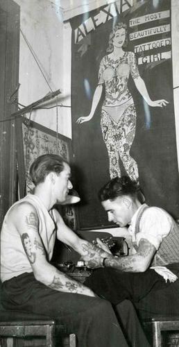 O que significa uma tatuagem?