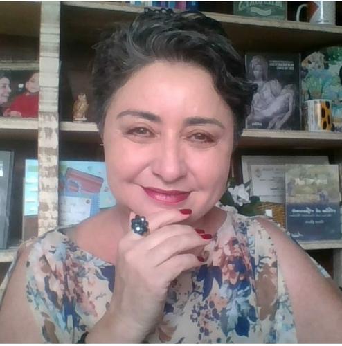"""Olinda Guedes: """"Em tempos difíceis vá para o coração gigante da mãe"""""""