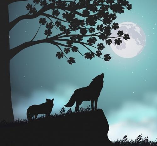 O conto dos lobos, o bem e o mal?