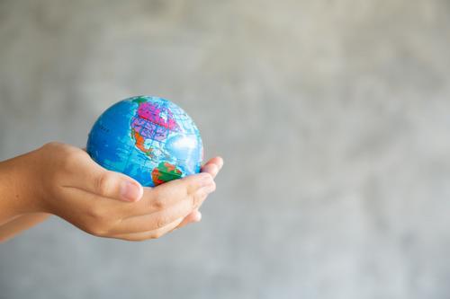 Mudar o mundo depende de você!